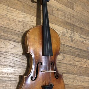Nicolaus Amatus fecit in Cremona 1630 Labeled Violin for Sale in Renton, WA