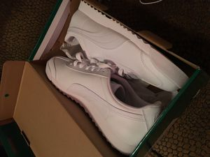 Size 10.5 All White Pumas for Sale in Nashville, TN