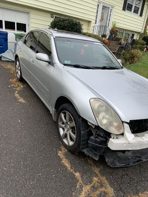 Infiniti g35x parting out for Sale in Windsor, CT