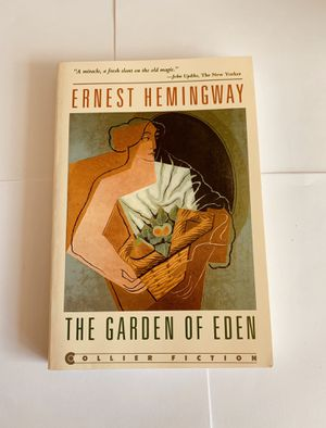 The Garden of Eden by Ernest Hemingway, 1st Edition. for Sale in Seal Beach, CA
