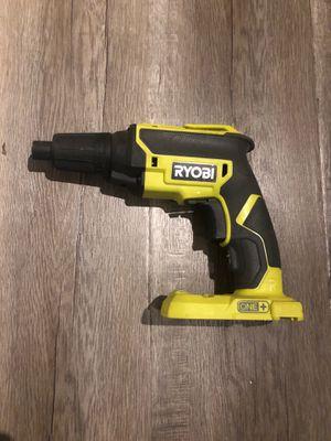 Ryobi 18v brushless drywall screw gun for Sale in Upland, CA