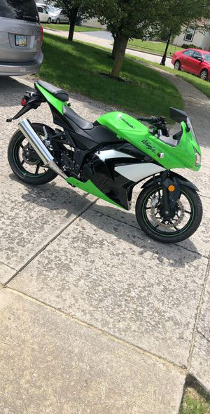 2009 Kawasaki ninja 250 for Sale in Galloway, OH