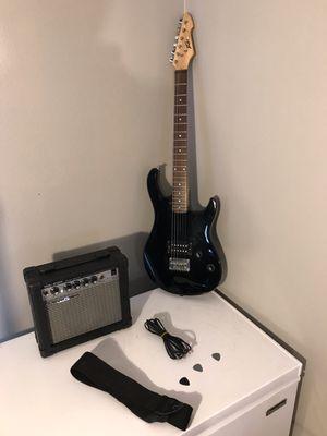 Starter Electric Guitar/Amp Bundle for Sale in Las Vegas, NV