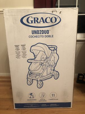 Double stroller for Sale in Waldorf, MD