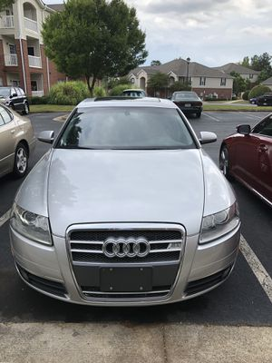 Silver 2007 Audi A6 for Sale in Griffin, GA