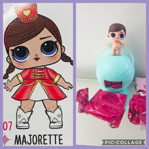 LOL Surprise Majorette Series 1 Sealed Packages only opened Doll to verify for Sale in Hayward, CA