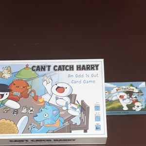 Cant Catch Harry Board Game for Sale in Phoenix, AZ