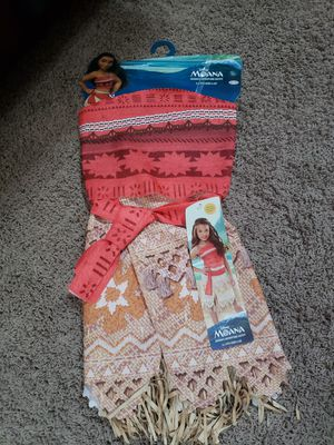 Moana Adventure Outfit for Sale in Medford, NJ