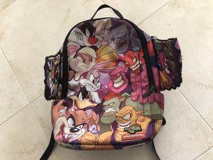 Space Jam Sprayground Backpack laptop bag for Sale in Glendale, CA