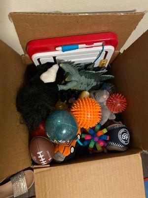 $5 box of toys for Sale in Chula Vista, CA