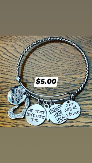 Charm Bangle for Sale in The Bronx, NY