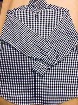 ac4bcdd4 Vintage Tommy Hilfiger Plaid Dress shirt Men's size XL 17 1/2. New no
