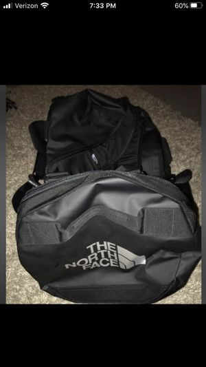 NorthFace Duffle & Router Backpack NEW for Sale in Rossmoor, CA