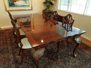 Fine dining room table . Table seats 12. $2,000. Beautiful. for Sale in San Jose, CA