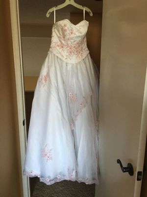 Quinceañera dress for Sale in Fremont, CA
