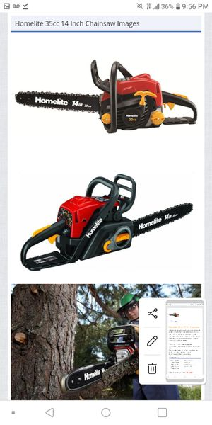 Chainsaw for Sale in Long Beach, CA