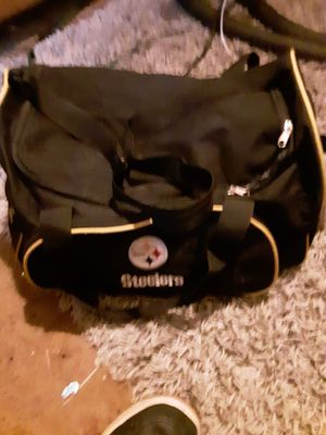 Pittsburgh Steelers duffle bag for Sale in Columbus, OH