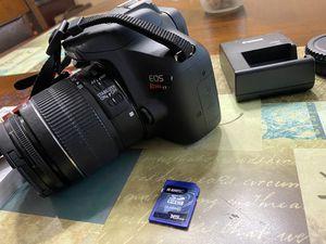 Canon T7 (excellent condition) for Sale in Atlanta, GA