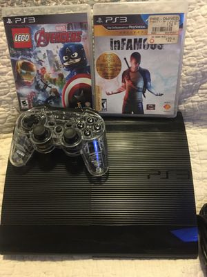 PlayStation 3 Slim for Sale in Chino, CA