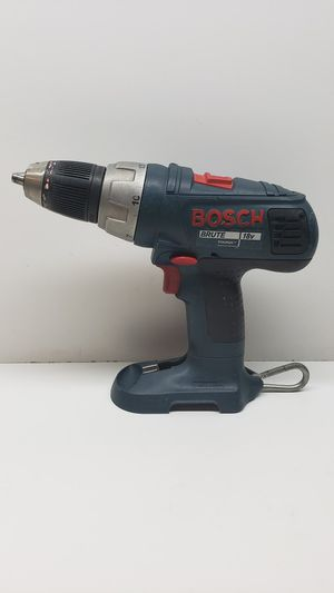 Bosch 18v Drill - Tool Only for Sale in Escondido, CA
