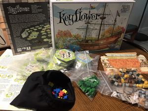 Keyflower strategy board game for Sale in Maitland, FL