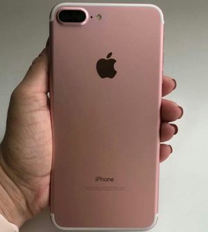 IPhone 7 Plus , 256 GB , UNLOCKED .  Excellent Condition  ( as like New) for Sale in Springfield, VA