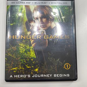 The Hunger Games Blue-Ray Disc for Sale in Sacramento, CA