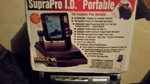 Suprapro id eagle fishing monitor for Sale in Westerville, OH