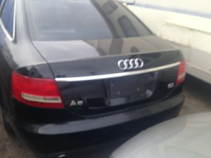 Parting out this Audi A6 4.2 for Sale in Denver, CO