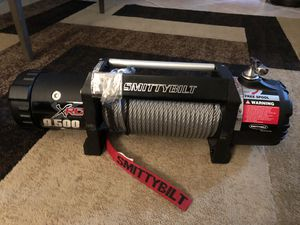 Smittybilt Gen2 XRC 9500 lb winch..brand new for Sale in Fort Lauderdale, FL