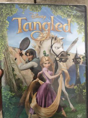 Tangled DVD for Sale in Monroe, MI