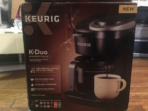 Keurig KDuo Coffee Maker for Sale in Cleveland, OH