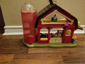 Baa-Baa-Barn Farm Set – Lights & Sounds Toy Barn for Kids 2+ (7Pcs) for Sale in Grand Prairie, TX