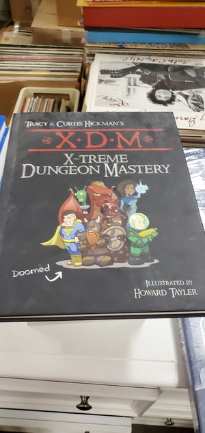 X-treme dungeon mastery for Sale in Akron, OH