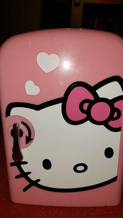 Hello Kitty Mini Fridge for Sale in Miami,  FL