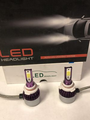 Led headlights 3 months warranty 6500k for Sale in Stockton, CA