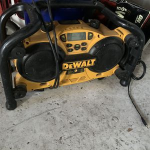 Dewalt Stereo for Sale in Tacoma, WA