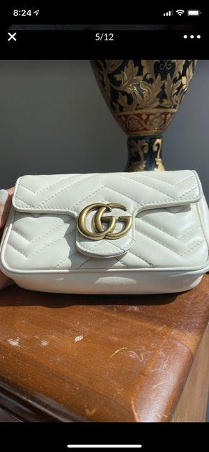 Gucci marmont super mini bag for Sale in Chicago, IL