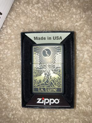 Zippo tarot card lighter for Sale in Oakland Park, FL