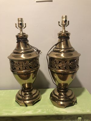 Set of lamp bases for Sale in Fairfax, VA