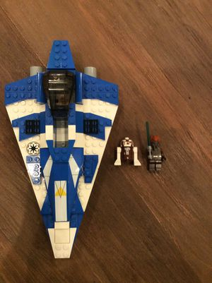 LEGO Star Wars Klo Ploons Jedi Starfighter for Sale in Tustin, CA