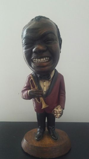 Statue Louis Armstrong for Sale in Boca Raton, FL