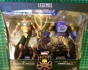 Marvel Legends Arnim Zola and Supreme Captain America for Sale in New York, NY