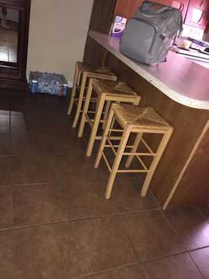 Bar stools 2 feet tall for Sale in Fort Worth, TX