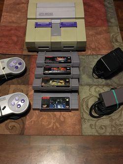 Super Nintendo Bundle for Sale in Denver,  CO