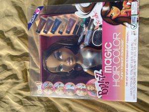 Bratz full head mannequin with hair supplies for Sale in Newport News, VA