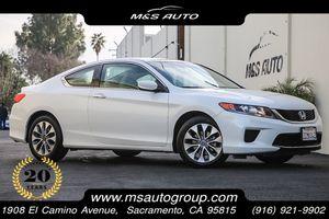 2013 Honda Accord Cpe for Sale in Sacramento, CA