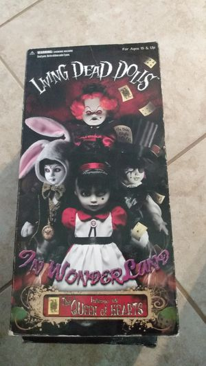 Living dead dolls in wonderland for Sale in Sierra Vista, AZ