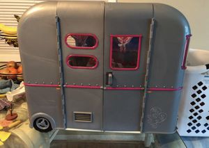Camper Rv trailer for American doll or 18inch dolls for Sale in Portland, OR
