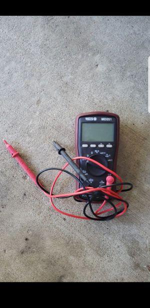 Matco voltmeter for Sale in Sterlington, LA